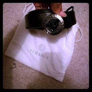 Accessories - Versace Belt